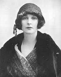Mrs Freda Dudley Ward  later the Marquesa de Casa Maury