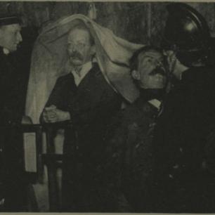 Dr Crippen wax figure 1925