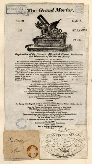 Unearthing Treasures: Hyde Park Celebrations of 1814