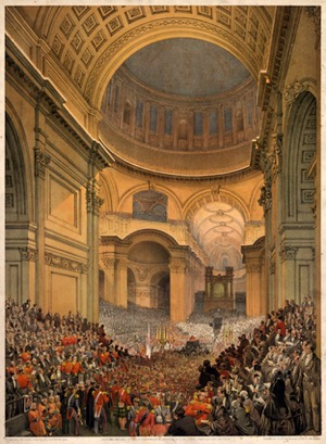 Unearthing Treasures: The Funeral Procession of the Duke of Wellington