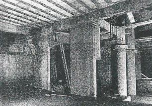 Interior of Lord's Court | Connell Ward and Lucas
