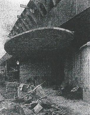 concrete interior   Connell Ward and Lucas