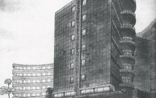 Lord's Court - the building that never was