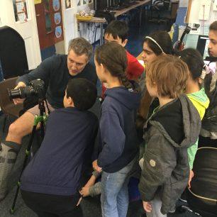 Digital Works Training at Barrow Hill School