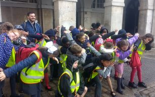 School session: Visiting the Westminster Archives and the Household Cavalry Museum