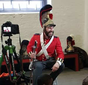 School visit to the Household Cavalry Museum | Household Cavalry Museum