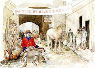 Baker Street Bazaar Kate Morton Samuel Godley