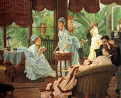 In the Conservatory | www.jamestissot.com