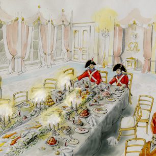 The Prince Regent's Fete | Kate Morton