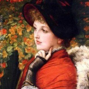 Mrs Newton | www.jamestissot.com