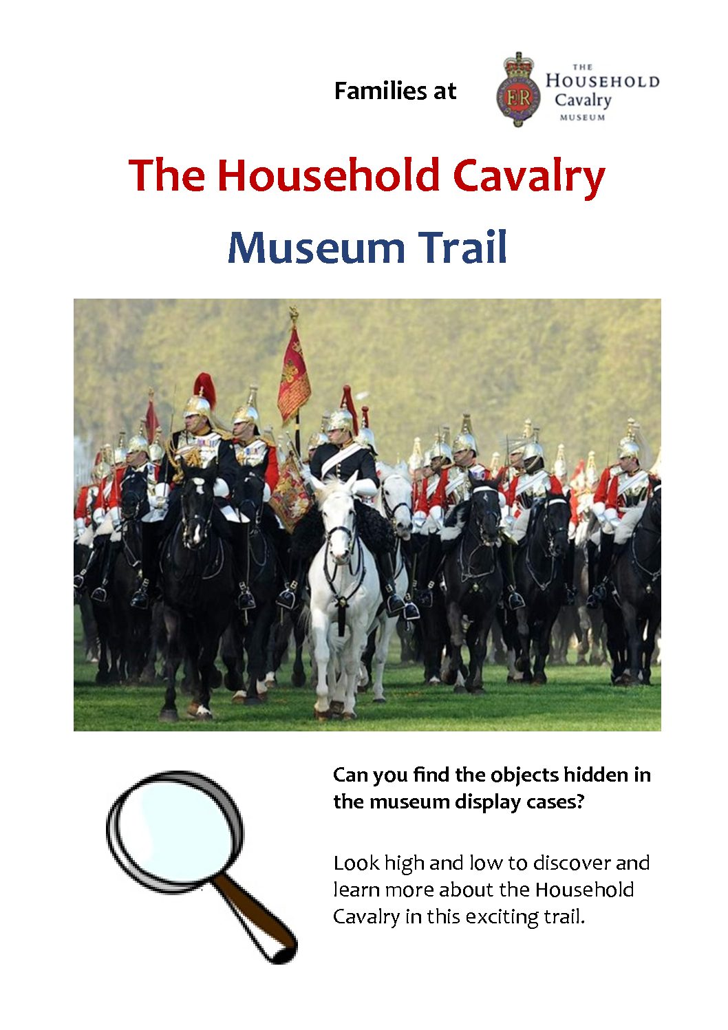 The Household Cavalry Museum Museum Trail