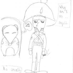 Samuel Godley Caricature Workshop Drawing