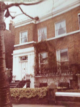 34 Hamilton Terrace in 1970s