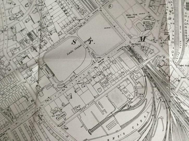1915 map