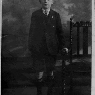 James Robert Beevor - dad