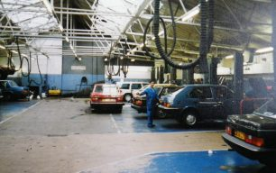 Lex Volvo workshop