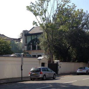 Sir Lawrence Alma Tadema's house