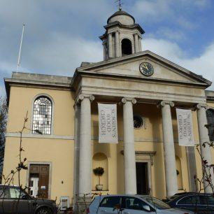 St John's Wood  Church architect Thomas Hardwick