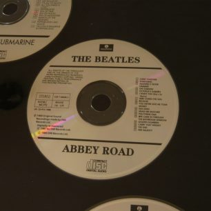 Abbey Road disc