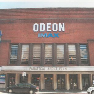 Odeon Swiss Cottage 1937