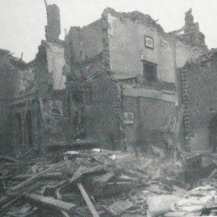 Warrington Crescent air raid