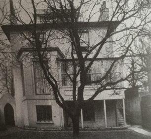 Mrs Meer's house,  Loudoun Road