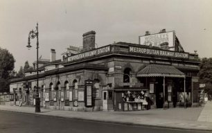 The history of St John's Wood and Marlborough Road stations