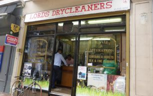 Lord's Dry Cleaners, Lodge Road