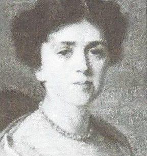 Edith Zangwill nee Ayrton