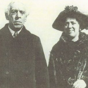 Israel and Edith Zangwill