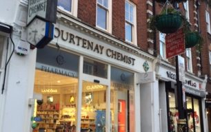 Courtenay chemists