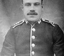 Private Sidney Godley VC