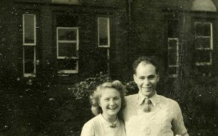 Jean and Norman Reddaway
