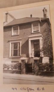 49 Clifton Hill November 1947 | Heydon family
