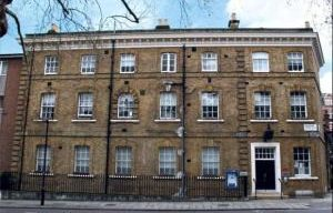 History of the police station in St John's Wood including  David Niccol's Memories of serving  there at the end of the 20th century
