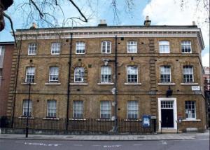 St John's Wood police station