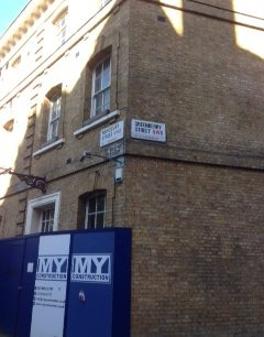 St John's Wood police station  closed 2019 and awaiting alterations