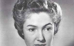 Mary Malcolm 1918 - 2010 Television Announcer