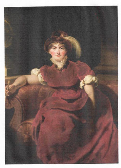 Queen Caroline by Sir Thomas Lawrence 1804 NPG244