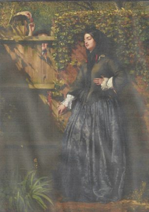 Broken vows  Philip Hermogenes Calderon  1856 | photo C Tate CC-BY -NC-ND3.0