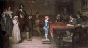 When did you last see your father  W F Yeames 1878 | Walker Art Gallery Liverpool