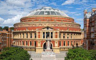 Albert Hall mosaic