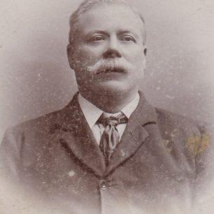 Edward Reuben Morgan