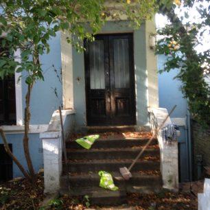 Loudon Road home of Stephen Spender 2018 | Bridget Clarke