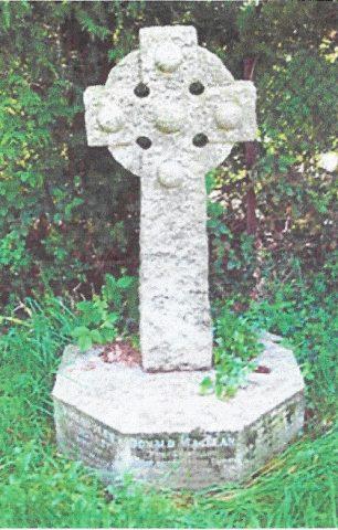 Donald  Maclean grave
