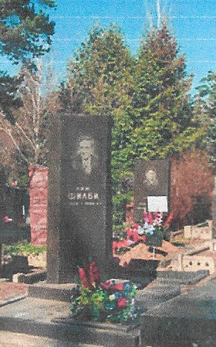 Philby grave Moscow