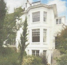 Louis Macneice's house