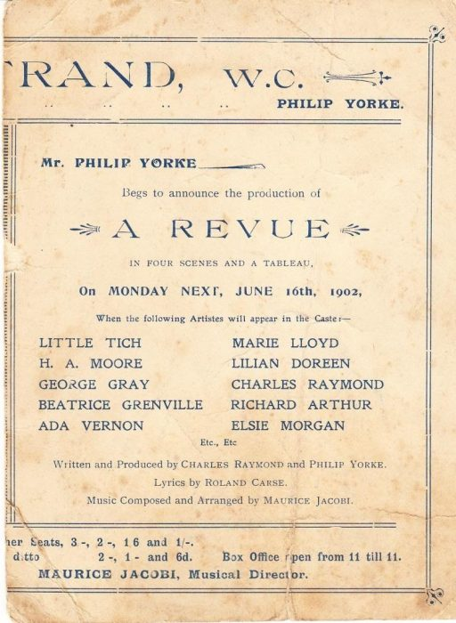 Elsie Morgan programme