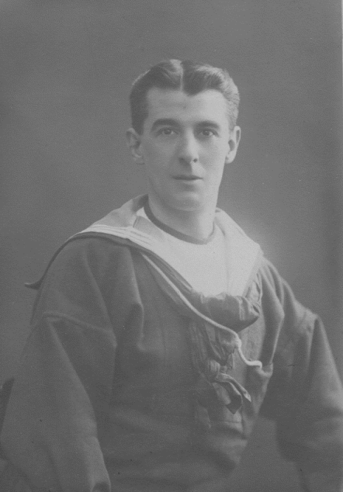 Percy Cahill   as Joe Mivens in 'The Dairy Maids' – 1909 aged 39      (Photo by B. Bernardi – Station Buildings, Fife Road, Kingston on Thames)