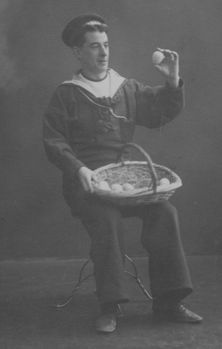 Percy Cahill   as Joe Mivens in 'The Dairy Maids' – 1909 aged 39